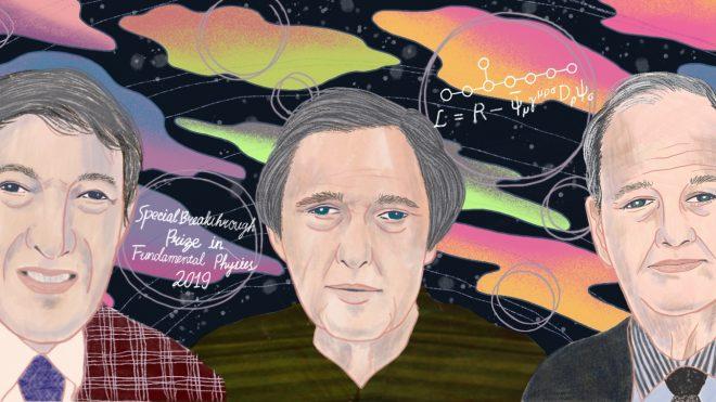 초중력 이론과 입자 물리학: 2019 Fundamental Physics Prize에 부쳐