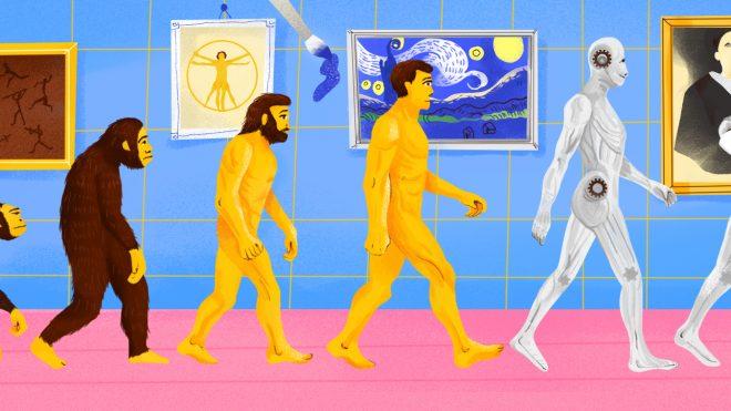 인공지능과 포스트휴머니즘 - 초학제의 뉴 호라이즌