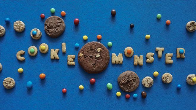 [7월의 퍼즐] 쿠키 몬스터