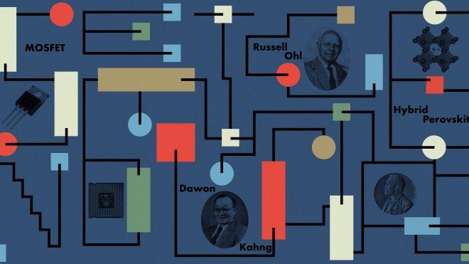 반도체의 재발견: 모스펫 발명에서 유기 반도체까지